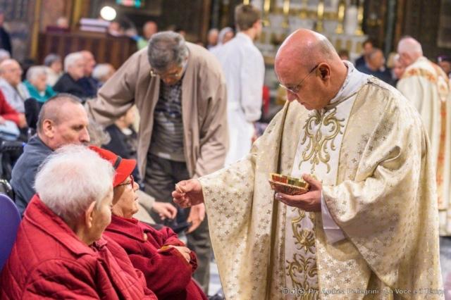 Sacerdoti cottolenghini - Padre Carmine Arice